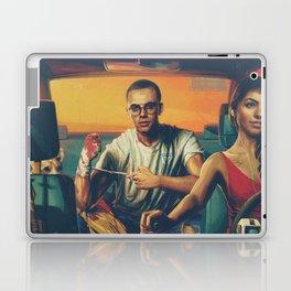 BOBBY TARANTINO II - LOGIC Laptop & iPad Skin