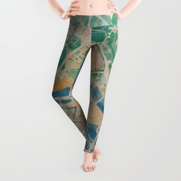 Amsterdam, the watercolor beauty Leggings