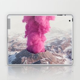 Pink Eruption Laptop & iPad Skin