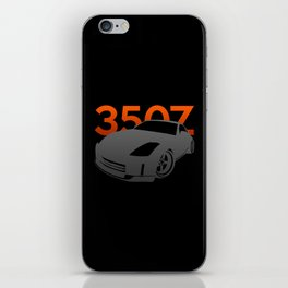 Nissan 350Z iPhone Skin