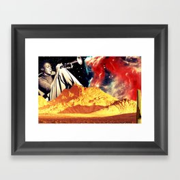From Another Time Framed Art Print