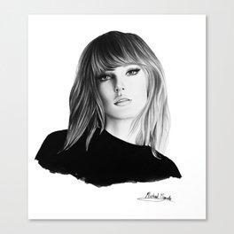 Reputation - TS-2 Canvas Print
