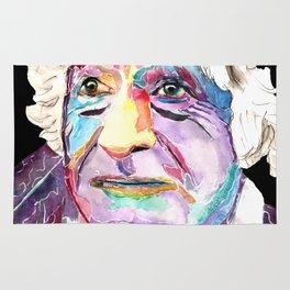 Third Doctor / Jon Pertwee Rug
