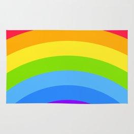RAINBOW arc Rug