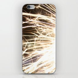 Light Explosion iPhone Skin