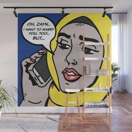 OH, ZAYN... Wall Mural