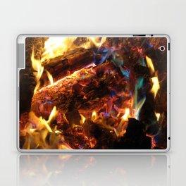 Colorful FirE Laptop & iPad Skin
