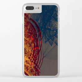 12717 Clear iPhone Case