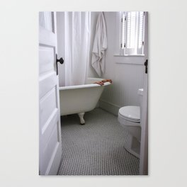 Sucked In Canvas Print