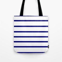 Mariniere marinière – classical pattern Tote Bag