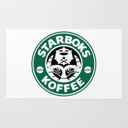 Starboks Koffee Rug