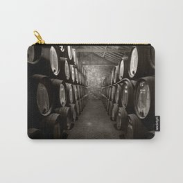 Barrels of Porto Carry-All Pouch
