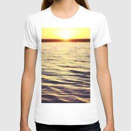 Sunset at Bodega T-shirt