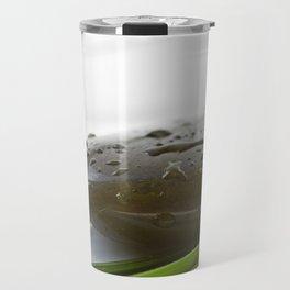 Silence Stone for relaxing Travel Mug