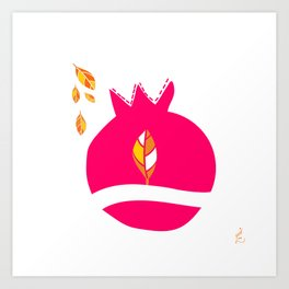 Sweet  Fall Art Print