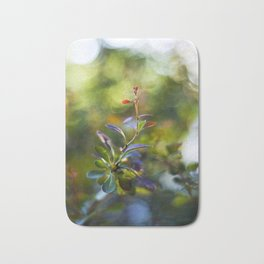 Barberry Color Bath Mat