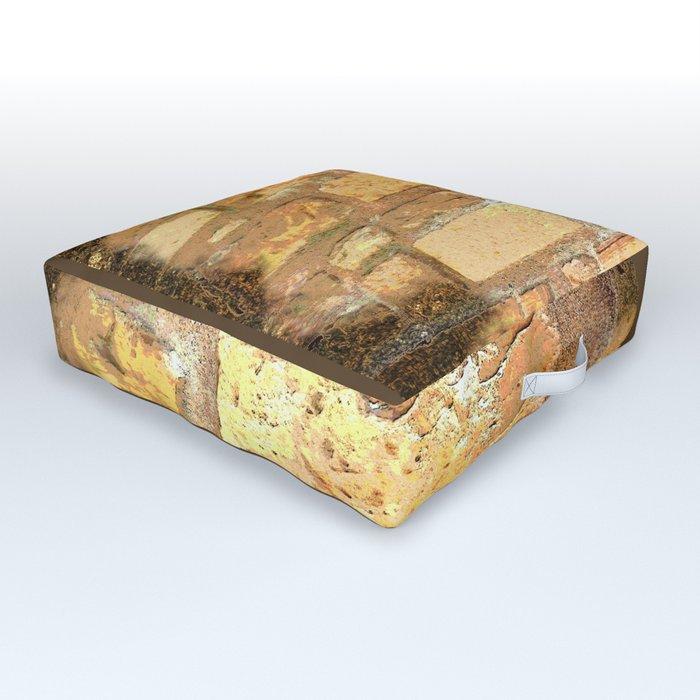 Wall Street Bricks DPGPA151108c-14 Outdoor Floor Cushion