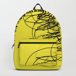 DEVOTIONAL SCRIBBLE Backpack