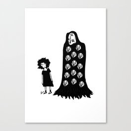 Stalkers Canvas Print