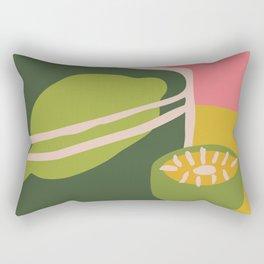 fresh lemons Rectangular Pillow