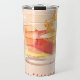 Old Fashioned Travel Mug