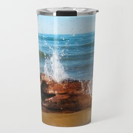 Lake Michigan (01) Travel Mug