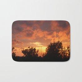 Sunsets of Summer Bath Mat