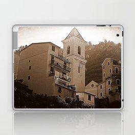 High Noon Riomaggiori Sepia Laptop & iPad Skin
