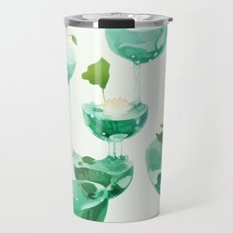 the hovering ponds. Travel Mug