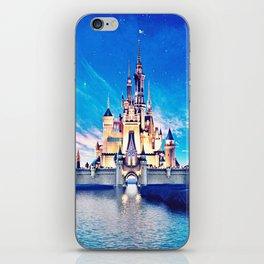 Disney Magic Castle iPhone Skin