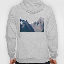 Geo Mountain Range (Part 4) Hoody