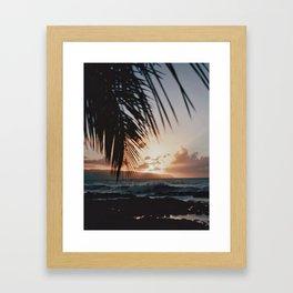 North Shore Framed Art Print