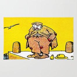 Cartoon comics 3 Rug