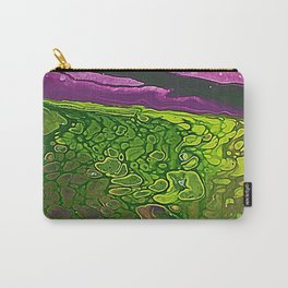 Green Cells Carry-All Pouch