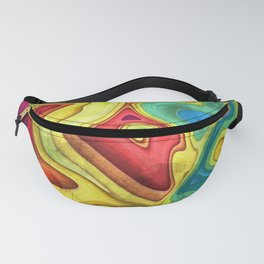 Yellowstone National Park Fanny Pack