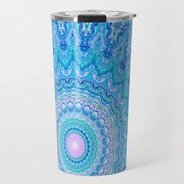Frosty Opalescence Travel Mug