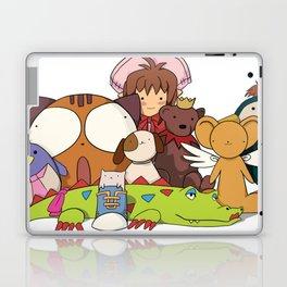 Stuffed Animals (variation) Laptop & iPad Skin