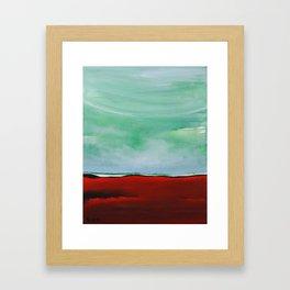Cloud Dancing Framed Art Print