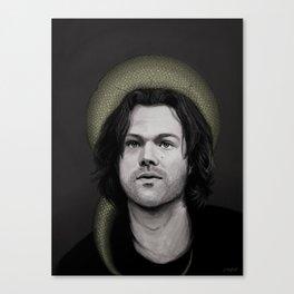 Sam Winchester Canvas Print