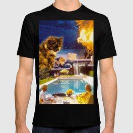 Midcentury Radioactive Cuddle Unit 5 T-shirt