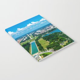 DC from Above Notebook