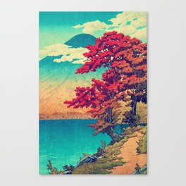 The New Year in Hisseii Canvas Print