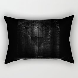 We are the gods Rectangular Pillow