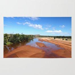 Finke River  Rug