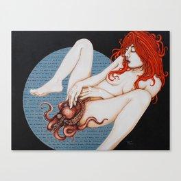 Tempestuous Canvas Print