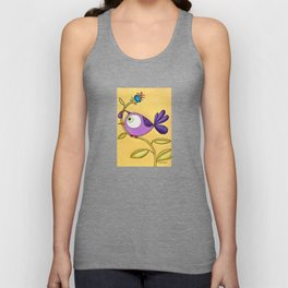 All Dressed Up for the Ladies Unisex Tank Top