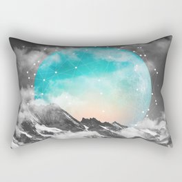 It Seemed To Chase the Darkness Away Rectangular Pillow