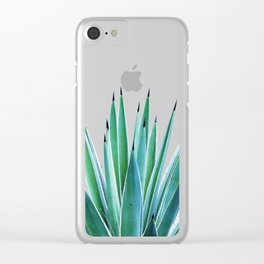 Agave Love #society6 #decor #buyart Clear iPhone Case