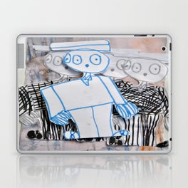 PEOPLE iN SUiTS Laptop & iPad Skin