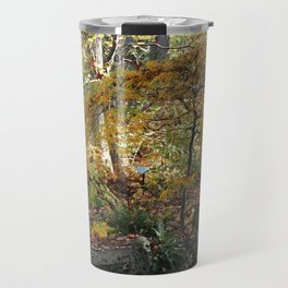 Golden Heart Travel Mug